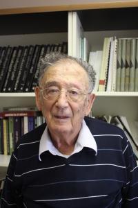 Yehuda Bauer in 2012