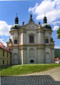 Osek Monastery today