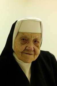 Sister Paulína photo 2012