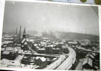 Kralupy nad Labem before bombing