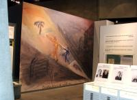 Yad Vashem museum, Jerusalem, works of Yehuda Bacon