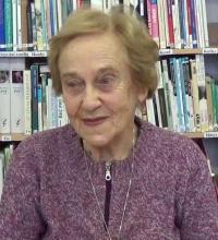 Doris Grozdanovičová during interview