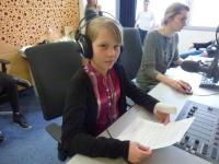 In the Czech radio