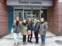 Workshop in the Czech radio