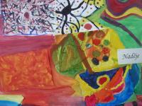 Paintings on theme Hope
