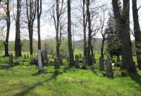 The cemetery in Nové Vilémovice