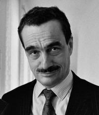 Karel Schwarzenberg v roce 1990