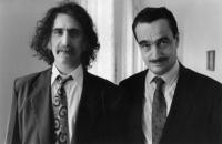 Karel Schwarzenberg s Frankem Zappou