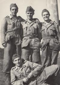 1953; military service