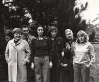 November 1976; in West Germany