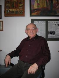 Luboš Dobrovský, a portrait