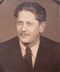 Her husband, Václav Čvančara