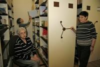 Archiv vzpomínek pamětníků v Židovském muzeu v Praze, vzniklý péčí paní Hyndrákové a Lorencové