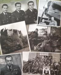 RAF  1945