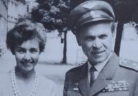 Mr. and Mrs. Šiška 1968
