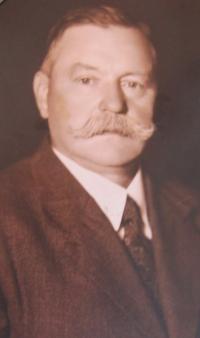 Father František Aust