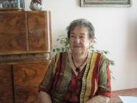 Daruše Burdová, June 2013