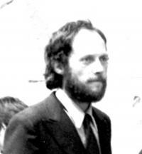 Kamil Černý in 1989