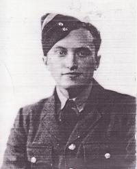 Stanley Nova in the RAF