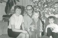 Family photo, 1970s