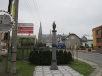 The Church of St. John the Baptist in Sudicích