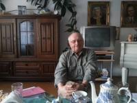 Mr. Josef Drašnar today, 2013
