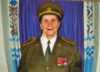 Anna Havranová in 2004