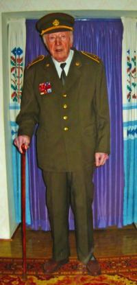 husband Fedor Havran in 2004