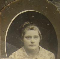 A relative of Jelena Podhájská-Jarmoljuk