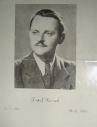 Director of the Czech school in Zdolbunov
