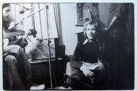 With Václav Havel