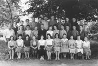 7th Year, Jaroslav Hutka inlate 1950s