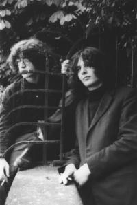 With Hvězdoň Cígner, 1967