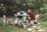 In the Pyrenees, 1988
