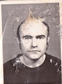 Refugee from GDR, father, 21. oct. 1978.