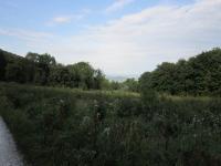 The site of the now defunct village Kamenné