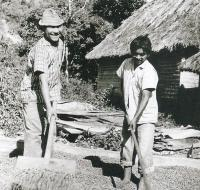 Cuba around 1962, Yaters Indians