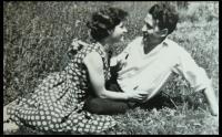 Ján Brichta with his wife