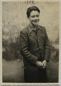 Otto Šimko in 1939