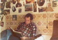 László Deres, the mid-eighties