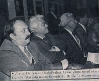 Ignác Zima on beginning of the 90s