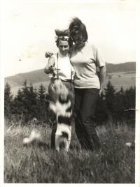Z rodinného archivu