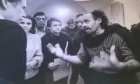 John Bok in the 90s