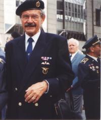Chejstovský in Prague, 1994