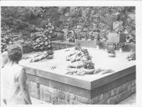 By the grave of president Edvard Beneš, 3.8.1968