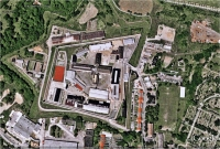At Fort Zinna 7, Torgau – prison (5 years of solitary confinement)