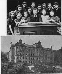 Mrs. Masníková's school