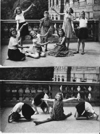 Dance class with Mobi Urbanová
