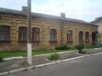 The birthplace of Marie Lomská (née Findejsová) in Zdobunov