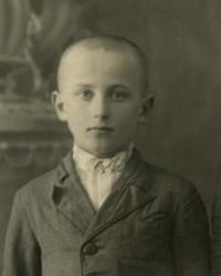 Bohuslav Andrš in 1941